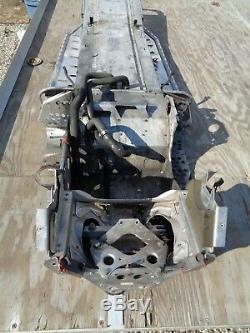 Ski Doo 2006 Renegade Chassis Frame Radiator Rev 600ho Sdi 800ho 2007 2005 2004