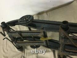 Ski-Doo Citation LS 250 1987 OEM Whole Rear Skid Frame Suspension Assembly