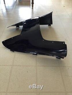 Ski Doo F Chassis Purple Windshield