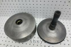 Ski Doo Legend 600 ZX Chassis Primary Drive Clutch Sheave Pulley Ring Gear MXZ