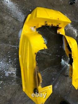 Ski-Doo MXZ 600 700 800 Yellow Bellypan ZX Chassis 572110100 $60 MIDWEST SHIPPNG