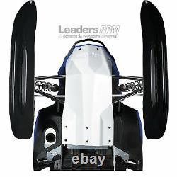 Ski-Doo New OEM Full Body Skid Plate WHITE Tunnel/Chassis Protector REV-XP