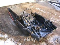 Ski Doo Skidoo Formula Snowmobile Chassis 583 500 470 Mach 1 MX Plus LT