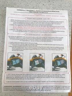 Ski-Doo XP Chassis Sledwrap Corrupt Design