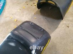Ski Doo ZX Chassis Seat