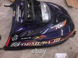 Ski-doo Formula III 700 Hood assy CK3 chassis 1998+