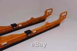 Ski-doo Left Right Sliding Skid Frame Suspension Rails Rail Set 503193351 146