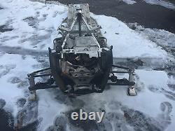 Ski-doo Renegade GTX Summit 136 carcus chassis 2004+