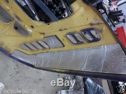 Skidoo 96 Formula 3 III 600 Hood No Cracks F Chassis (97 Mach Z 1 700 780)