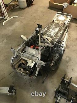 Skidoo Rev Mxz Gsx Mxzx Chassis Chasis Ski Doo 03-07 121
