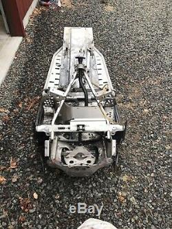 Skidoo Rev Renegade 136 Mxz Gtx Gsx Chassis Nun Bulkhead Tunnel Snowmobile Frame