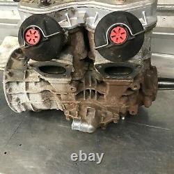 Skidoo formula mxz zx chassis 500 600 engine 493