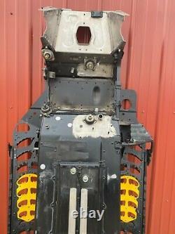 Skidoo xp mxz X tnt adrenaline XRS trail 800 600 ETec 12 11 13 chassis tunnel