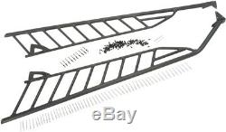 Skinz Air-Frame Running Boards Black For 2008-2013 Ski-Doo Summit XP Models
