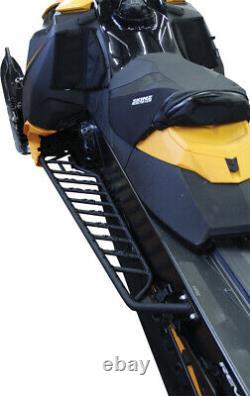 Skinz Air-Frame Running Boards Flat Black Ski-Doo Summit XM Models 13-15