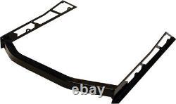 Skinz Chromalloy Rear Bumper Black Ski-Doo 163 XP, XM Chassis Models 08-14