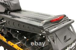 Skinz Chromalloy Rear Bumper Rasmussen Black Ski-Doo 154 XP, XM Chassis 08-15