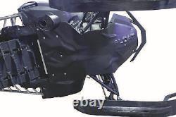 Skinz Float Plate Black 2013-2018 SKI-DOO XM XP XS CHASSIS MODELS