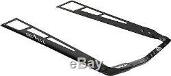 Skinz NXT LVL Rear Bumper Flat Black Ski-Doo 163 XP XM Chassis Models 08-17