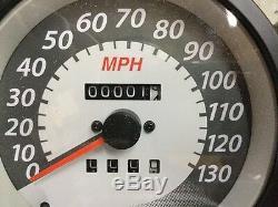 Speedometer P/N 515175336 Ski Doo ZX Chassis CK3 2000-2003 NEW OEM 0 miles
