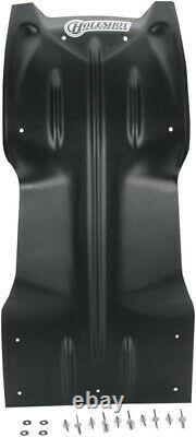 Sports Tech Holeshot Skid Plate Ski Doo Rev Black P/N 20307011 Rev Chassis