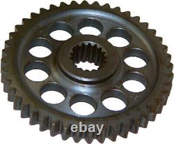 Team 352666-07 Standard Bottom Gear 13 Wide for Ski Doo XP Chassis 47T Sprocket