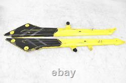 17 Sommet Ski-doo Sp 850 Support De Cadre Arrière Membres Gauche Et Droite 154