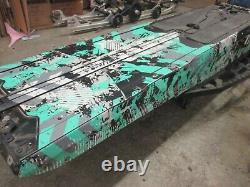 18 Ski Doo Summit G4 850 E-tec Gen 4 Tunnel 154 Châssis Cadre Slvg Oem Rev 0119