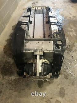 2003 Ski Doo Mxz 440 Rev Chasis Tunnel Body Frame