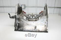 2005 Ski-doo Mxz Renegade 600 Sdi Rev Avant Châssis Bulkhead Volant Nun Support