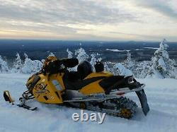 2006 Ski Doo 1000 Mxz Sdi Renegade Mach Z Rev Nun Bulkhead Frame Cross Membre