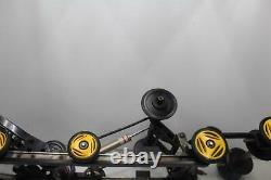2010 Ski-doo Skandic V800 Rear Back Frame Skid Suspension Skid 156