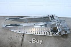 2011 Ski-doo Mxz Tnt 600 Xp Carb Tunnel Cadre De Châssis