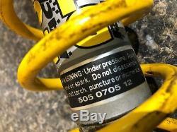 99-03 Ski-doo Mxz 800 Paire De Protection Contre Les Chocs # 505-0705-12 Châssis Zx Mxz # 1131912