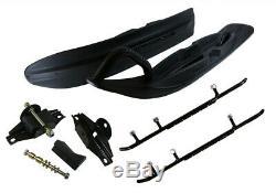 Camoplast Tout-terrain Skis Kit De Montage Et 6 Pouces Carbure Ski-doo Rev Châssis