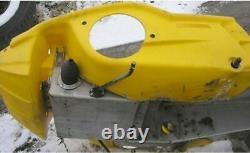 Châssis 2000 Ski Doo Mxz 700 Tunnel Frame