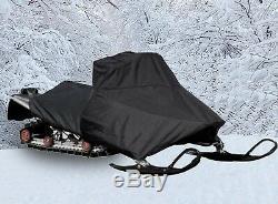 Custom Fit, Motoneige Ski-doo Pour Zx Châssis Summit X 2000-2003