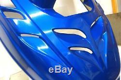 Nos Ski-nouvelle-doo S Châssis Hood (bleu) 1993-2001 Formule Sommet Mxz
