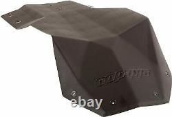 Oem Genuine Ski-doo Skid Plate Rev Xp Châssis Noir 860200287