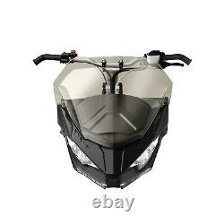 Ski Doo Motoneige Bas Pare-brise Rev Gen4 Châssis 860201448