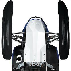 Ski-doo New Oem Rev-xr Full Body Plaque De Protection Black Tunnel / Châssis De Protection