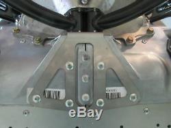 Ski-doo Rev G4 850 Supérieur Et Inférieur A-bras Châssis Renforcement Kit Brace Bulkhead