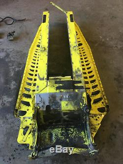 Skidoo Rev Xs 13 14 15 16 Xp Mxz Tnt Renegade Gsx 600 800 Xrs Tunnel Du Cadre 120
