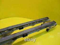 Skidoo Skidoo Rev Xp Gauche Droite Coulissante Suspension Cadre Skid Rails Rail Set
