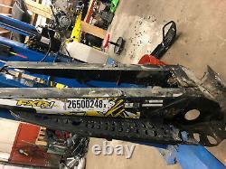 Skidoo Xp Mxz X Tnt Adrenaline Xrs Trail 800 600 Etec 12 11 13 10 Tunnel Châssis