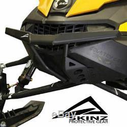 Skinz Rasmussen Personnalisé Avant En Aluminium Noir Pare-chocs 2013-2016 Ski-doo Xs Châssis