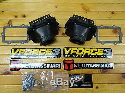 V Force 3 Roseaux Ski Doo Rev Châssis Carburateur 2003-07 V3124-873b2 Mototassinari